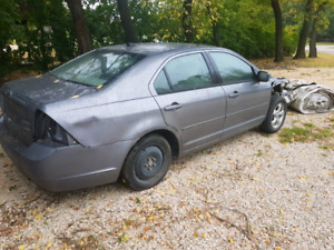 Parting out 2008 ford fusion