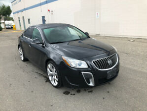 2012 Buick REGAL high-performance version GS w/1SX