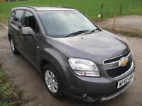 2012 CHEVROLET ORLANDO LT VCDI * 7 SEATER AUTOMATIC DIESEL * MPV DIESEL