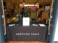 American eagle seasonal hiring event todat 11-4