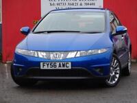 2006 Honda Civic 2.2i-CTDi SE - 1 OWNER FROM NEW - 100K MILES - FSH