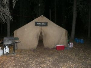 Wall Tent Kijiji In Alberta Buy Sell Amp Save With