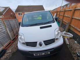 Reliable Renault Traffic 2010 150PS DCI