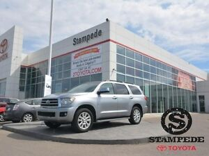 2013 Toyota Sequoia 4WD 4DR PLATINUM  - Certified