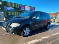 2006 Chrysler Grand Voyager 3.3 Limited XS, Stow n Go, Cheap Tax, 7 Seater