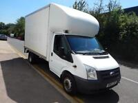 Ford Transit 350 115P LUTON WITH TAIL LIFT DIESEL MANUAL 2012/12