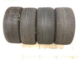 Michelin Pilot Alpin PA4 Snow/Winter Tires 225/40R18 255/35R18