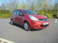 2009 Nissan Note 1.4 Visia 5dr MPV Petrol Manual