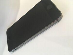 Telus iPhone 5S 16GB - Stone Grey