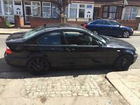 Bmw 318ci coupe 3 series 2006 very cheap
