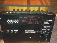 Bass amp head cub 60