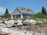 Oceanfront - The Boathouse Cottage