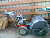 ariens 36 9.0 subaru power brush