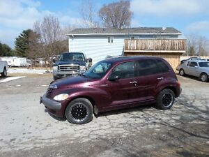 2003 PT CRUISER - SUPER CLEAN NO RUST -$2995 CERT & E-TEST