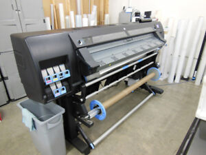 HP L26500 - Large Format Latex Printer for Sale