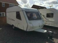2007 CRISTALL SPRINT 390 TK 4 BERTH WITH FITTED MOTOR MOVER