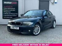 2011 BMW 1 Series 2.0 120D M SPORT 2d 175 BHP Coupe Diesel Automatic