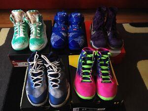 Kobe, Curry, Jordan, Lebron, D Rose