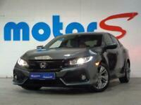 2018 Honda Civic VTEC SR 5-Door Hatchback Petrol Manual