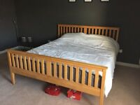 Super King Wooden Bed Frame
