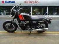 2016 16 plate Moto Guzzi V7 SPECIAL ABS 6710 miles in stunning Black