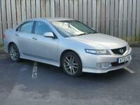 2009 Honda Accord type s Saloon Petrol Manual
