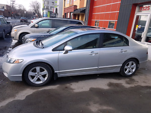 HONDA CIVIC EX 2010 AUTOMATIC