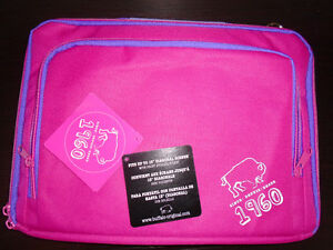BUFFALO Laptop Sleeve with Pocket 13 Inches 15$  New , never use