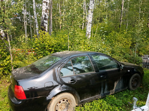 2003 VW jetta. Parts/ Project car price reduced