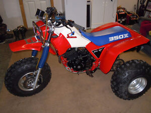 Any and all unwanted Honda ATC 3 wheelers AND 4 wheelers