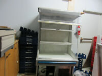 Open cooler for sale