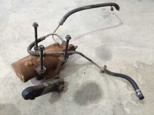 FORD 6.0L STEERING GEAR BOX