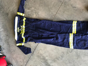 Fire and rescue coveralls