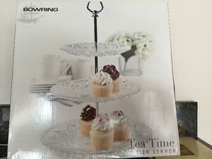 Bowring Tea Time 3 Tier Server
