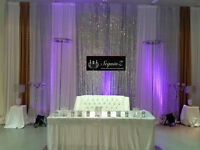 SequinZ events- events framed perfectly