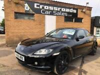 2006 56 MAZDA RX-8 1.3 231 BHP **1 OWNER FROM NEW** BETTER PICS TO FOLLOW