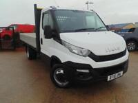 2016 Iveco Daily Ext Frame Dropside 35S13 2 door Dropside