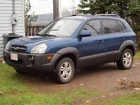 2008 Hyundai Tucson LTD