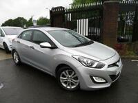 2013 Hyundai i30 1.6 CLASSIC CRDI 5d 109 BHP LOW MILES GOOD COND EX POLICE FSH