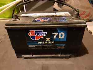Big CarQuest Battery