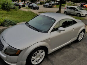 Selling one of mine AUDI TT '00 MK1 311,000 km (Quattro)
