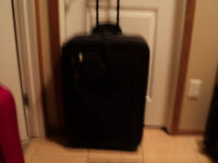 Various luggage pieces