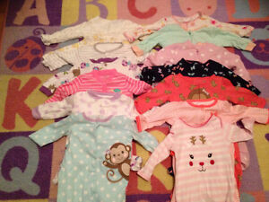 Vêtements de bébé fille 3-6