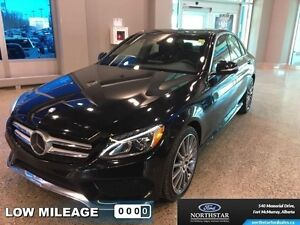 2015 Mercedes Benz C-Class C400 4MATIC   - $295.18 B/W - Low Mil