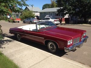 1975 olds convertible