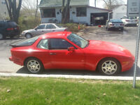 '87 944 turbo, PORSCHE, drives like new ! sweet car! NEW PRICE!!