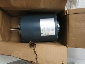 Two Speed Electric Motor