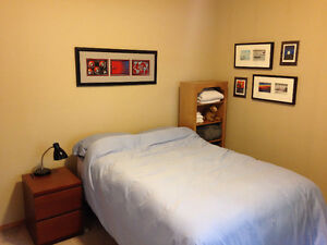 Your own bedroom & bathroom in inner city / downtown apartment
