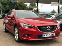 2013 Mazda 6 2.2 D SPORT NAV 5d 173 BHP Estate Diesel Manual