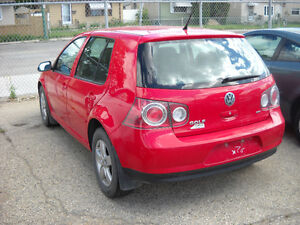 2010 VOLKSWAGEN GOLF CITY AUTOMATIC 106000 KMS $ 6795